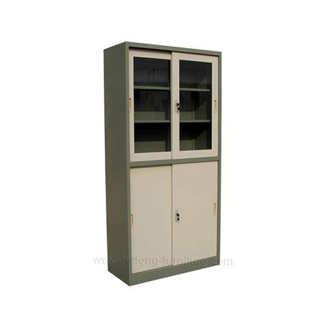 Lemari File Besi lemari arsip tipe sliding door hefeng furniture