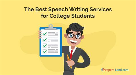 Speech Writing Service by The Best Speech Writing Services For College Students