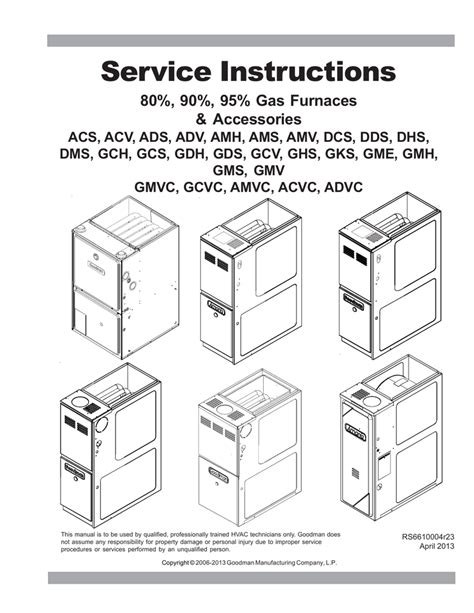goodman furnace thermostat wiring diagram efcaviation