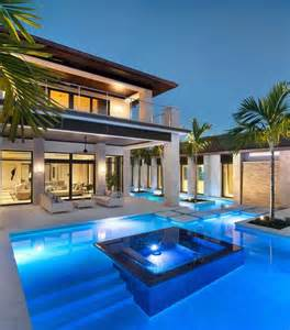 swimming pool house designs ideas with attractive modern
