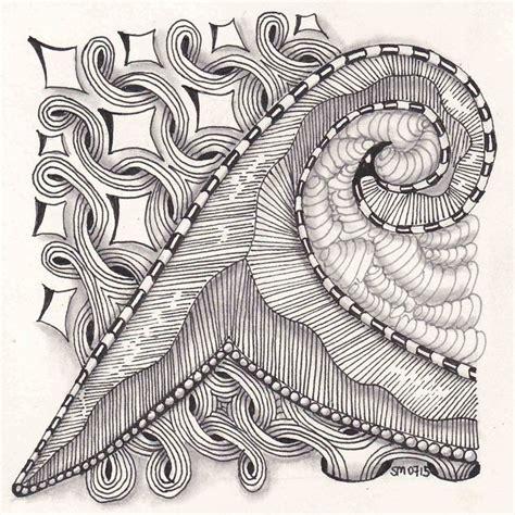 zentangle pattern fracas 22 best fracas images on pinterest zentangle zen