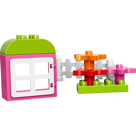 Lego 10571 Duplo All In One Pink Box Of lego all in one pink box of set 10571 brick owl