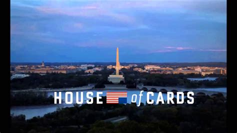 theme music house of cards house of cards 2013 intro credits theme extended jeff beal youtube