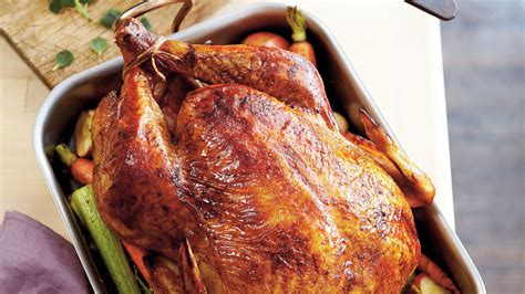 southern living turkey brine recipe roasted herb turkey and gravy recipe southern living