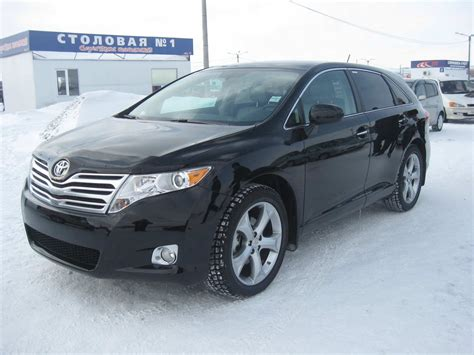 Used Toyota Venza For Sale Used 2009 Toyota Venza Photos 3500cc Gasoline