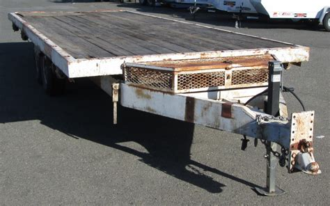 flat bed trailer rental trailers for rent pac west trailers