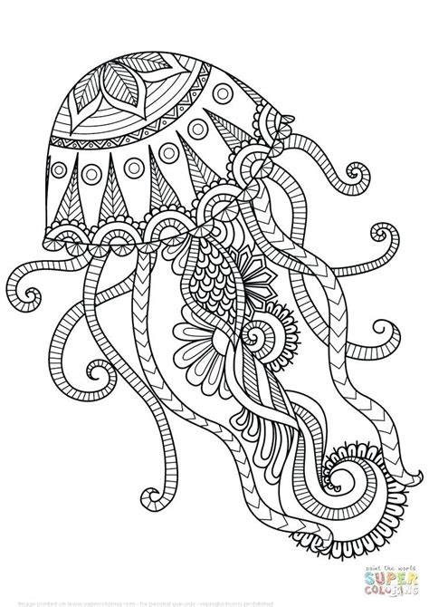 printable coloring pages  adults animals world