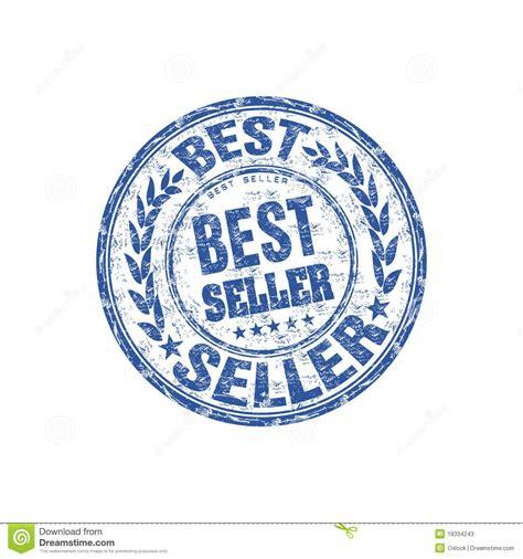 best seller pr best seller rubber st stock photos image 18334243
