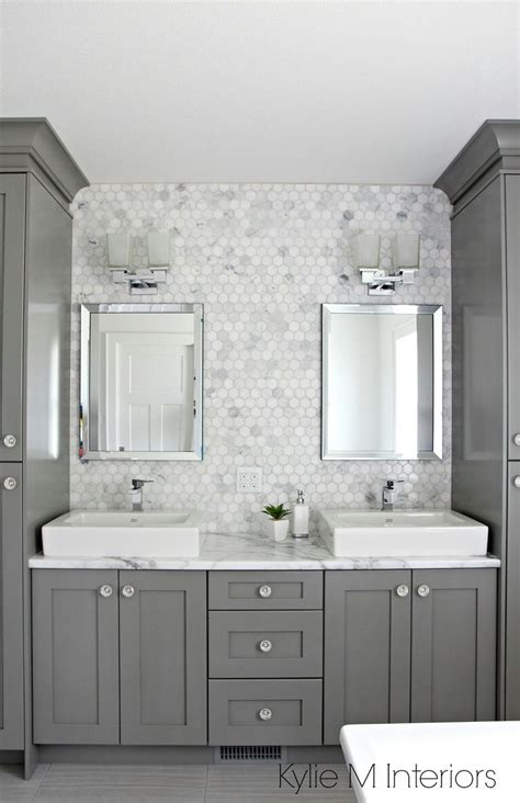 bathroom vanity backsplash best 25 gray vanity ideas on grey bathroom vanity grey bathroom cabinets and