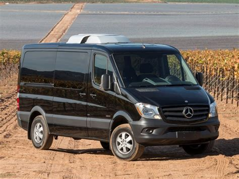 2016 Mercedes Sprinter by 2016 Mercedes Sprinter Passenger 2500 Take