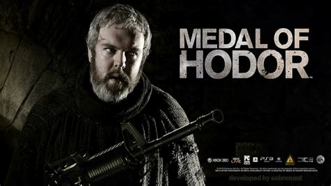 Game Of Thrones Hodor Meme - the wertzone medal of hodor