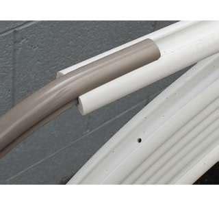 tracker boat rub rail insert bayliner 1727368 white 1 5 8 rub rail with sst insert