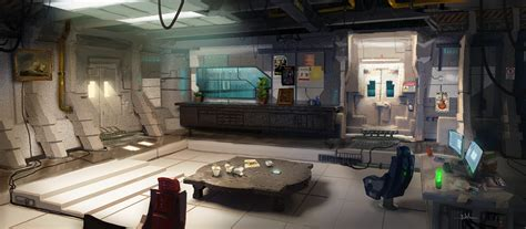 home interior concepts home interior sci fi interior concept by maxiimust on deviantart