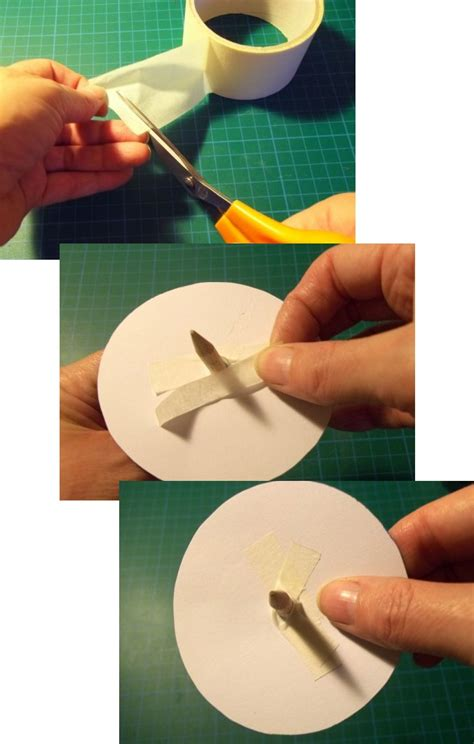 How To Make A Paper Wheel That Spins - things to make and do spinning tops