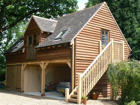 oak framed garages  oxfordshire hampshire berkshire