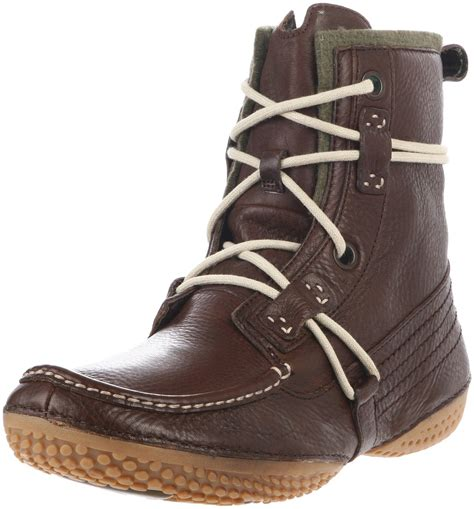 tsubo mens boots tsubo mens peri lace up boot in brown for stollen lyst