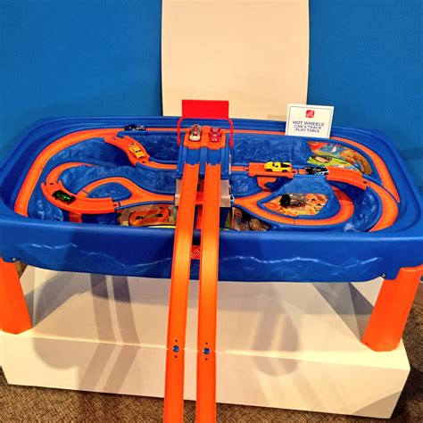 wheels car and track play table step2 thestep2company