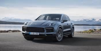 Porsche Cayenne Pictures 2019 Porsche Cayenne Arrives Mid 2018 Priced At 66 750