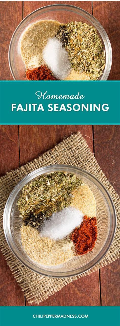 best chicken fajita seasoning 25 best ideas about fajita seasoning on