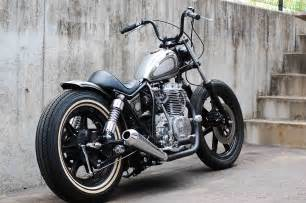 Galerry bobber motorcycles