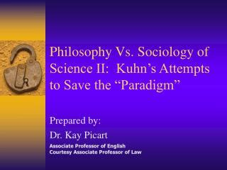 a introduction and discussion s kuhn s philosophy of science structure of scientific revolutions progress and anomaly books ppt contrasting views of science popper vs kuhn