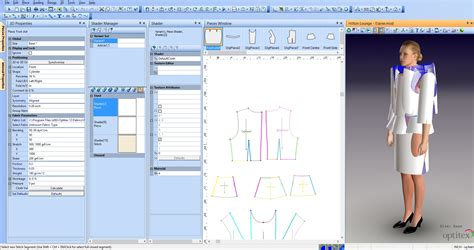cad pattern design software free virtual prototyping moda ling