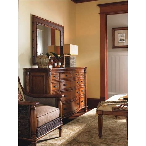 Tommy Bahama Home Island Estate West Indies Wood Poster Bahama Bedroom Furniture Sets