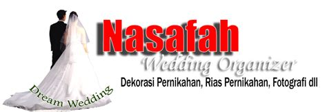 Macam Macam Organizer nasafah wedding organizer dekorasi pernikahan dengan