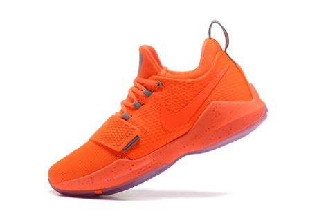 Nike Zoom 1 Orange new release nike zoom pg 1 all orange sell 2017 nike air 2017