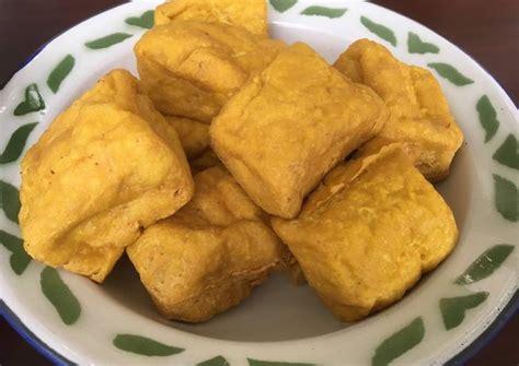 resep tahu kuning goreng oleh ekitchen cookpad