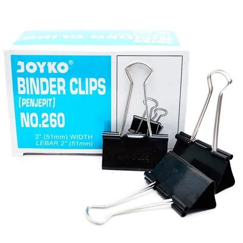 Kenko Binder Clip No 200 1 Lusin jual binder no 260 kenko atk atkstationary