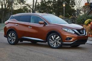2015 Nissan Suv Models 2015 Nissan Murano Suv Pricing Features Edmunds