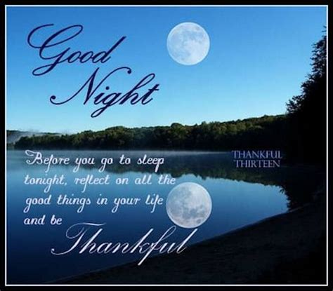 thankfful goodnight quote pictures   images