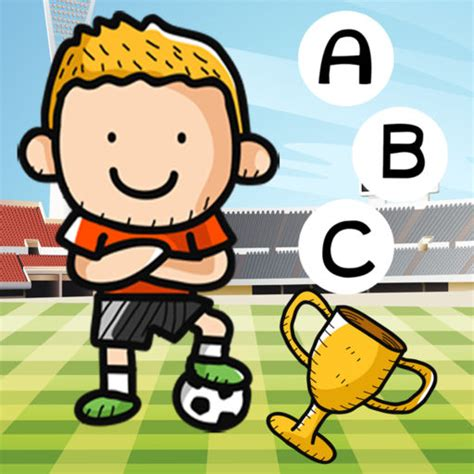 Abc Cup abc animated soccer cup 2014 spelling free for school