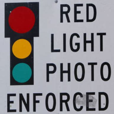 should you pay that red light camera ticket? oak cliff