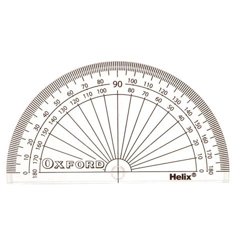 800 Degrees Gift Card - helix oxford protractor 180 degrees hobbycraft