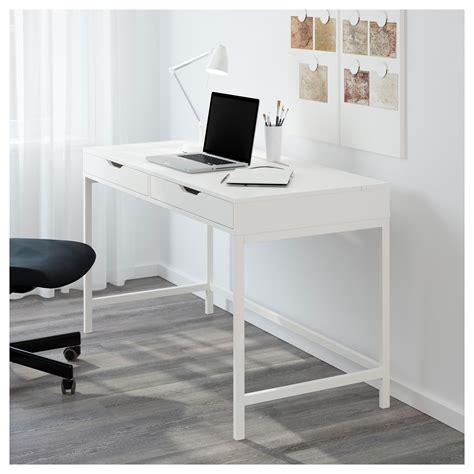 White Desk by Alex Desk White 131 X 60 Cm Ikea