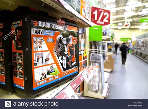 black decker store black decker power tools for sale in a hardware store