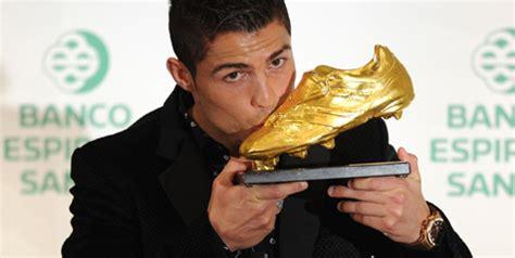 Sepatu Emas Ronaldo 10 Fakta Unik Dan Menarik Tentang Cristiano Ronaldo Aksi