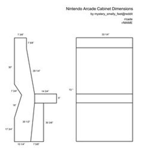 sit down arcade cabinet dimensions cabinets and style on
