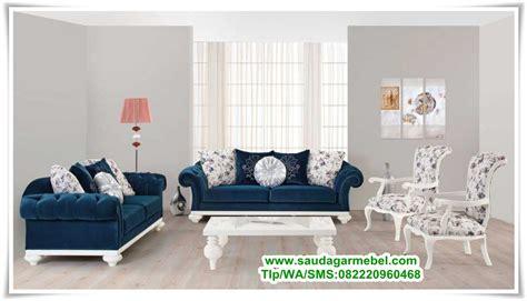Kursi Sofa Retro Dan Puff 1set toko sofa terbaru jakarta kursi sofa tamu mewah ruya koltuk terbaru saudagar mebel
