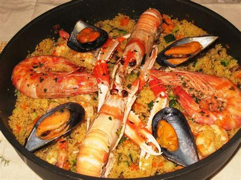 cucinare couscous trapani b b ricetta di cous cous di pesce alla trapanese