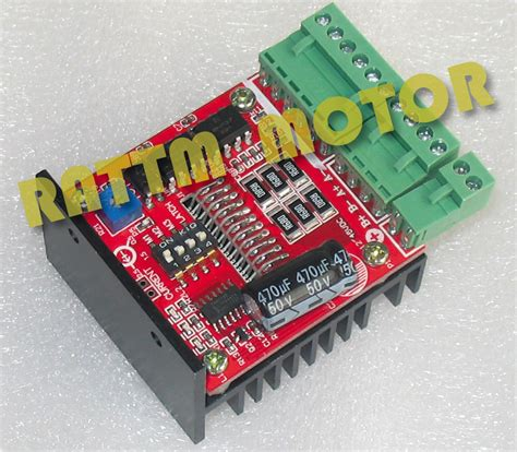 Driver Stepper Motor Bipolar Tb6600 aliexpress buy new product 4 5a tb6600 stepper motor driver board from reliable board