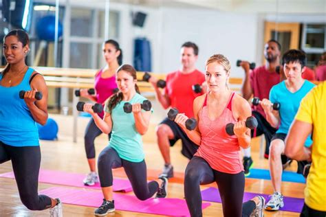 Fit Classes - etiquette what not to do during your workout reader