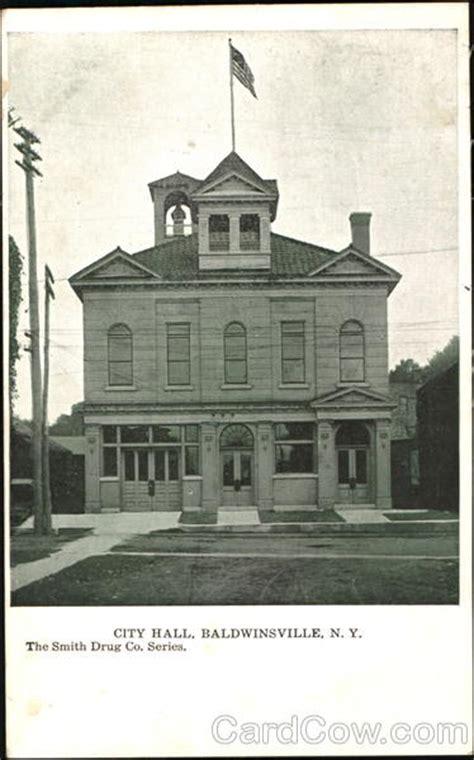 Baldwinsville Post Office by City Baldwinsville Ny