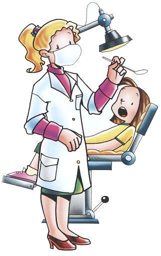 imagenes odontologicas animadas dibujos coloreados de profesiones