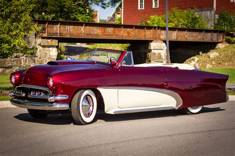 vintage cars 1950s 1950 ford convertible pep classic cars