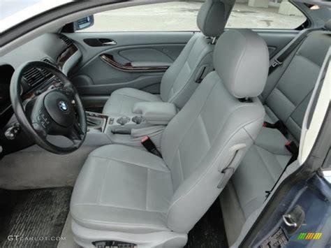 Bmw Grey Interior by Grey Interior 2004 Bmw 3 Series 325i Coupe Photo 62013471 Gtcarlot