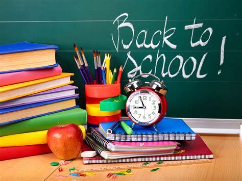 getting ready for back to school diocesan office
