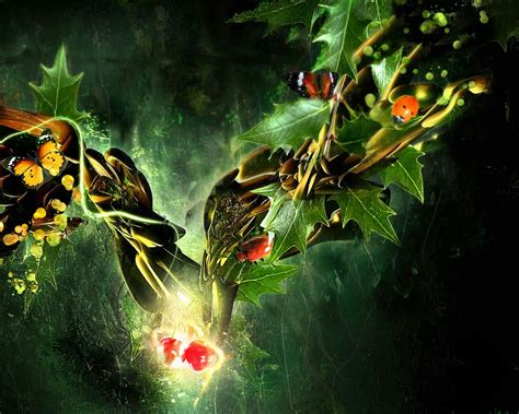 wallpaper 3d jungle butterflies jungle wallpaper hd wallpaper 3d abstract